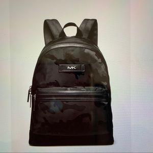 NWT Michael Kors Camouflage Nylon Backpack